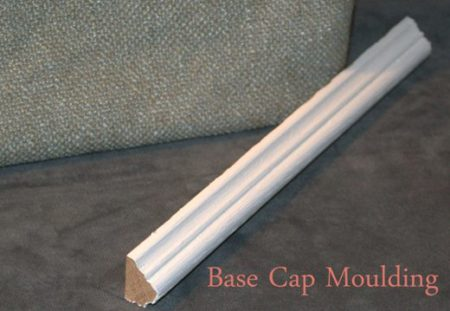 Base Cap Moulding Decorative Moulding 101