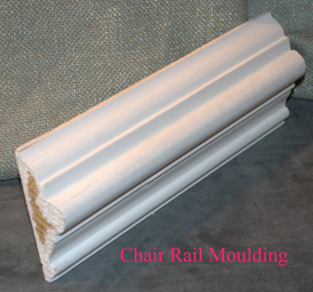 Chair Rail Decorative Moulding 101