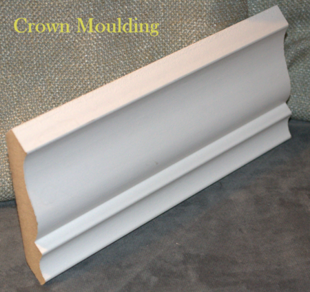 Crown Decorative Moulding 101