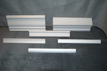 moulding types Decorative Moulding 101