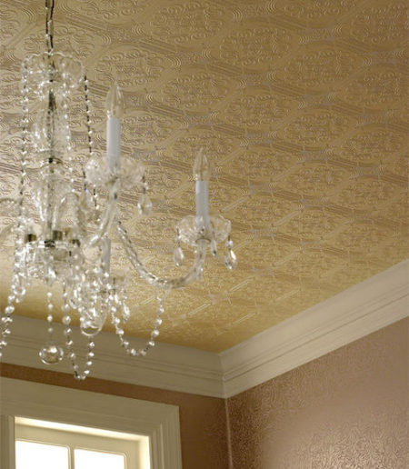 Ceiling wallpaper 2012 Wallpaper Trends