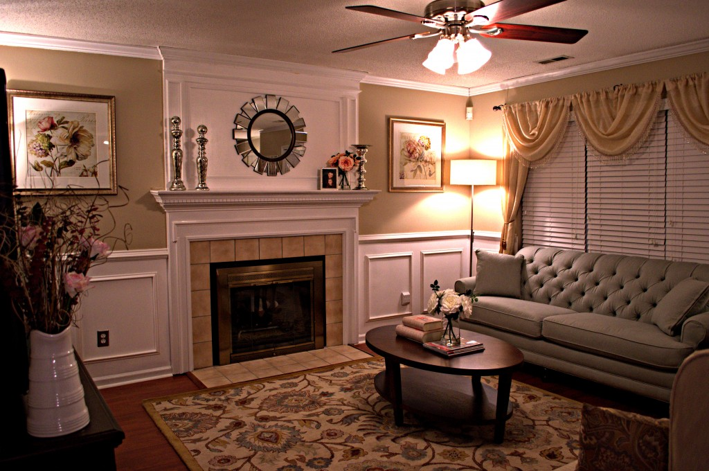 """Living Room Makeover"""