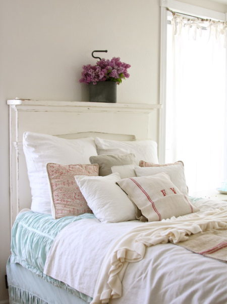 Shabby chic decorating my love of style my love of style for Shabby chic bedroom designs