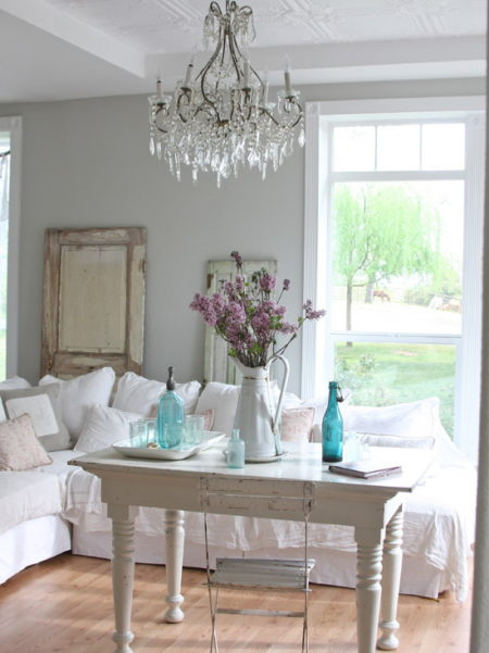 Shabby Chic Decorating  My Love of Style – My Love of Style