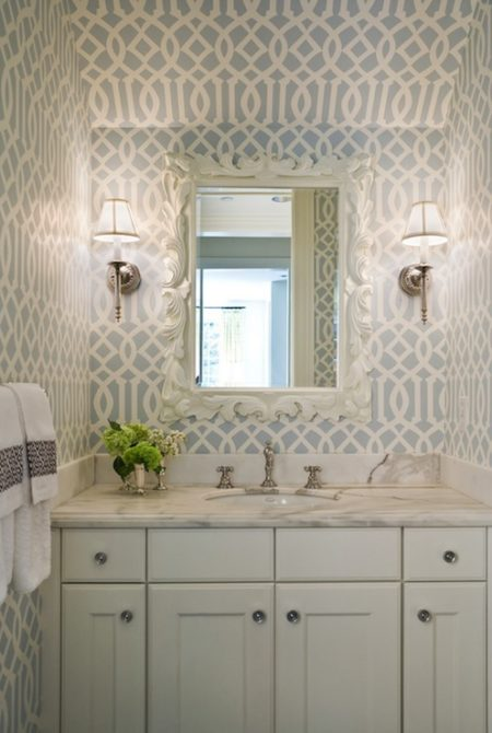 Trellis wallpaper 2012 Wallpaper Trends