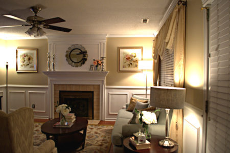 living room 1 My Living Room Makeover