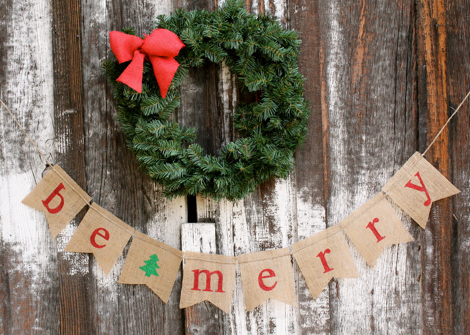 Burlap Christmas Ideas Amp Inspirations My Love Of Style