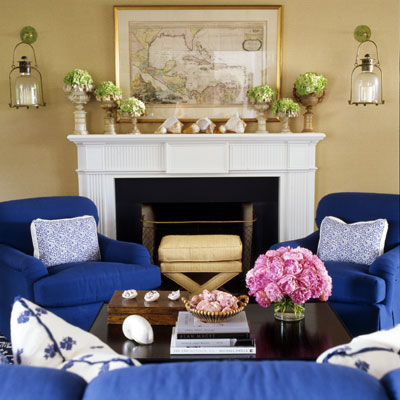 olympian blue chairs Fall Color Report: Olympian Blue