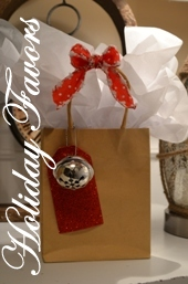 DIY Holiday Favors