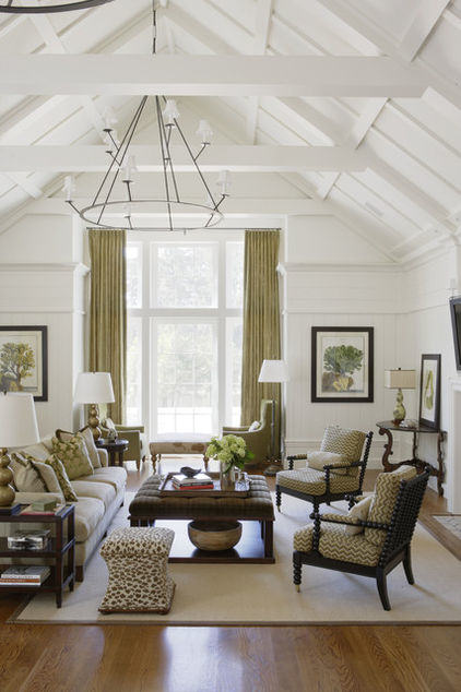 beams1 Decorating Style Series: Classic Traditional