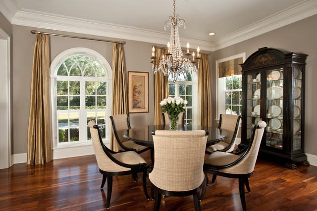 classic traditional dining room1 Decorating Style Series: Classic Traditional