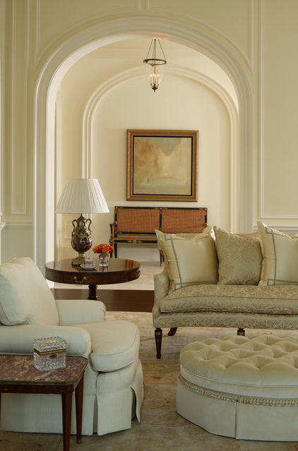 elegant living room Decorating Style Series: Classic Traditional