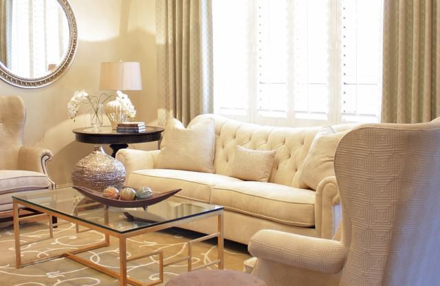 living room Decorating Style Series: Classic Traditional