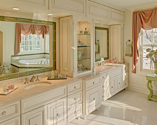 french country bath Decorating Style Series: French Country