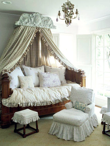 french country bedroom Decorating Style Series: French Country