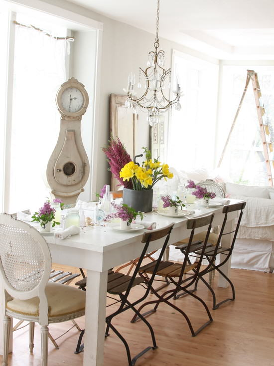 french country dinning room Decorating Style Series: French Country