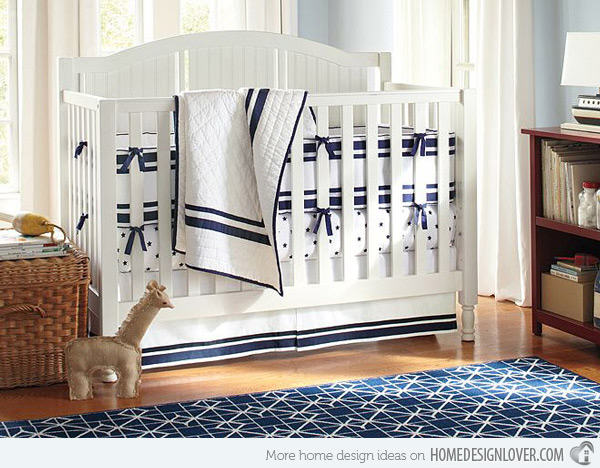 11 navy harper Nursery Inspirations   Part 1