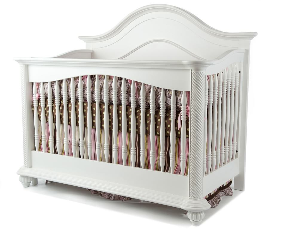 Munire Bristol Collection Crib 1024x768 Nursery Inspirations   Part 1