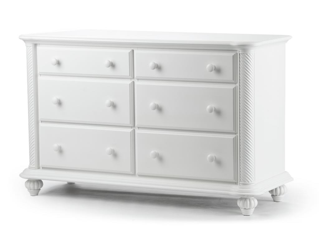 Munire Bristol Collection Double Dresser 1024x768 Nursery Inspirations   Part 1