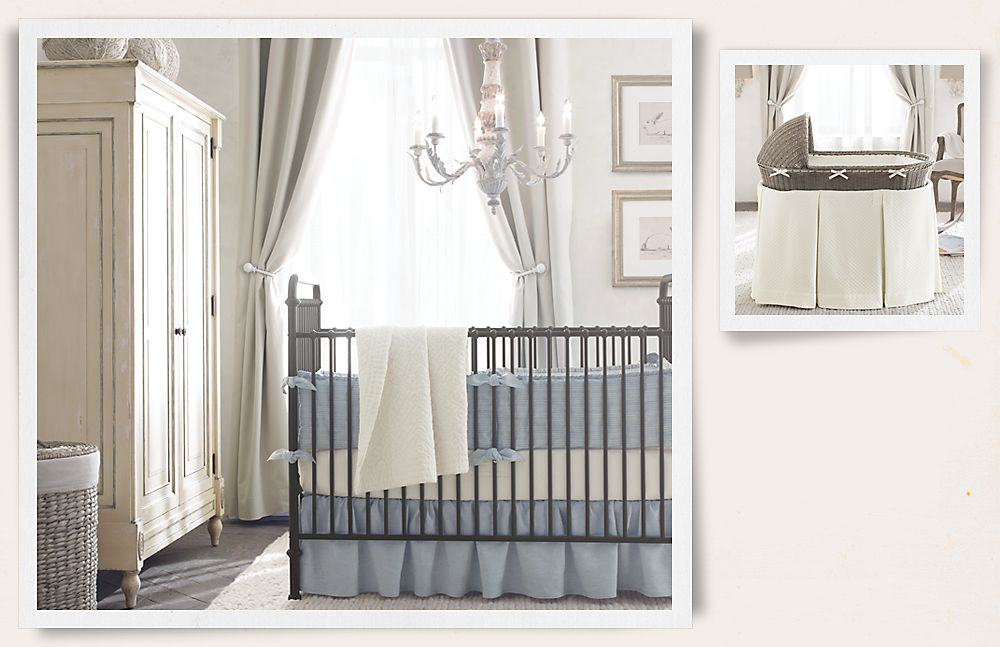 blue nursery Nursery Inspirations   Part 1
