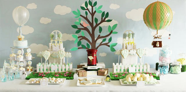 How to Create a DIY Candy Buffet