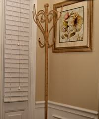 Shabby Chic Coat Rack
