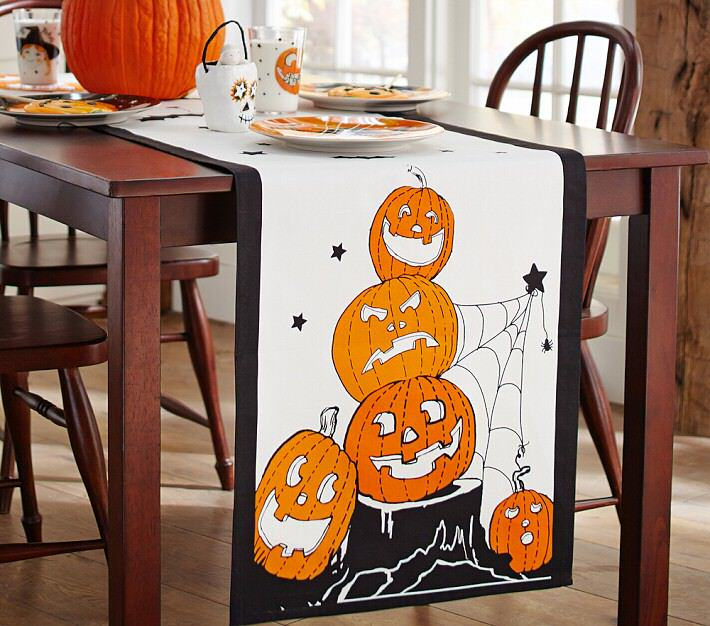 30 Halloween Party Table Decoration Ideas For Kids Table