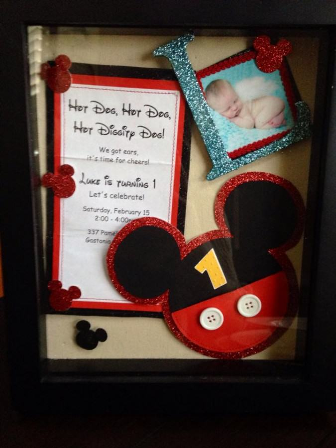 1798516 10101223202544457 825517938 n1 675x900 Mickey Mouse Themed 1st Birthday Party