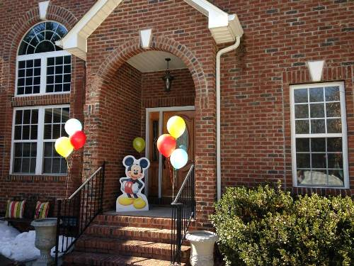 1901643 10101223117160567 487580242 n1 Mickey Mouse Themed 1st Birthday Party
