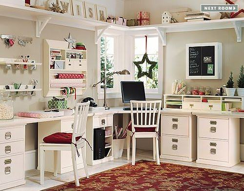 Craft Room Makeovers: Craft Room Makeover: Part 1 {Inspirations}
