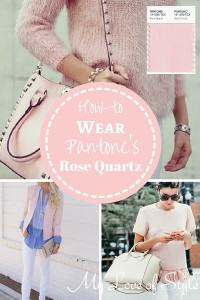 How to Wear Rose Quartz