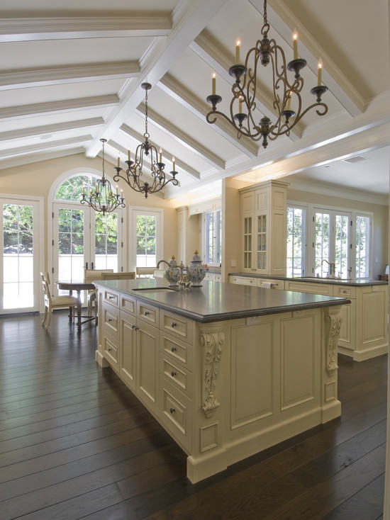 cathedral ceiling kitchen lighting ideas decorating style series country my of style 23261